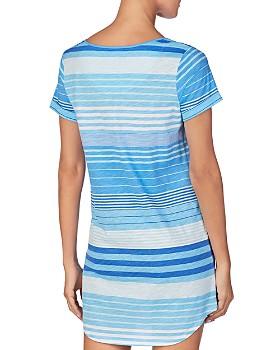 Ralph Lauren - Lauren Ralph Lauren Striped Sleep Dress