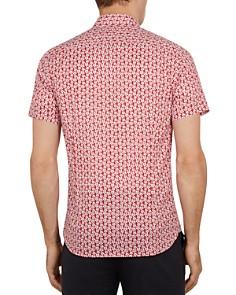 Ted Baker - Petalz Floral Print Slim Fit Shirt