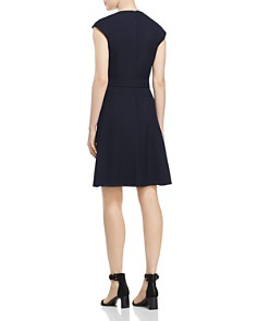 Marella - Torino Belted A-Line Dress