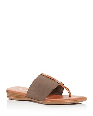 Andre Assous Sandals WOMEN'S NICE THONG SANDALS
