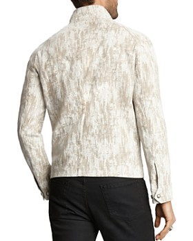 John Varvatos Collection - Cork-Print Jacket