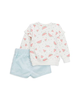 Sovereign Code - Girls' Harlow + Charlene Sweatshirt & Shorts Set - Baby