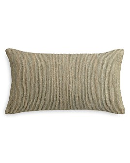 """Highline Bedding Co. -  Habit Collection by Highline Bedding Co. Metallic Corded Decorative Pillow, 11"""" x 20"""""""