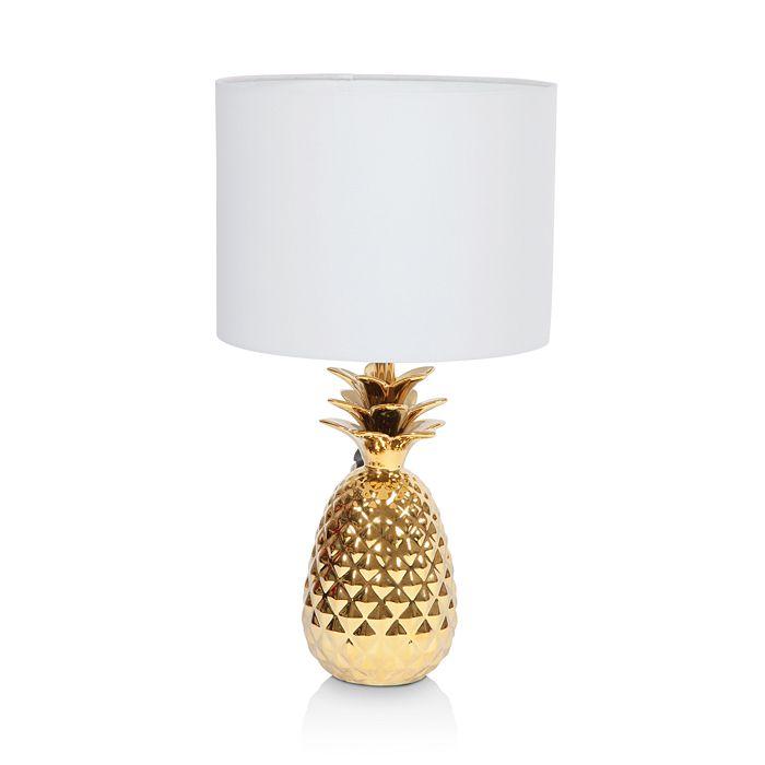 8 Oak Lane - Pineapple Side Table Lamp
