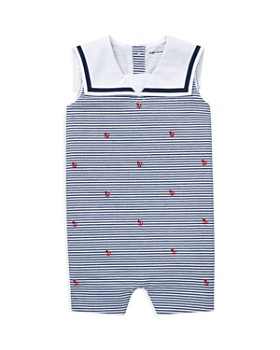 Ralph Lauren - Boys' Sailor Cotton Shortall - Baby