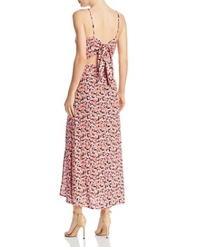 The Fifth Label - Fresco Floral Tea-Length Dress