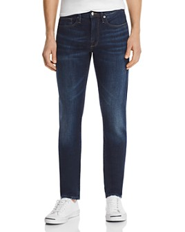FRAME - L'Homme Slim Fit Jeans in Baltic