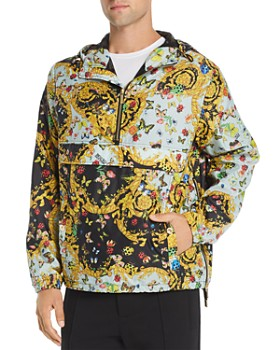 3f7e02d1f4 Versace Jeans Couture - Ladybug-Print Pullover Jacket ...