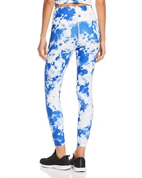 AQUA - Tie-Dye Leggings - 100% Exclusive