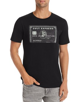 Cult of Individuality - Textured Credit Card Graphic Tee