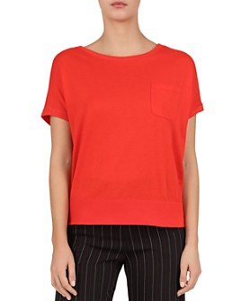 Gerard Darel - Veronica Pocket Tee