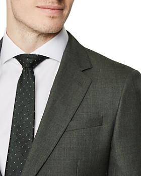 REISS - Foster Notch Interest Slim Fit Blazer