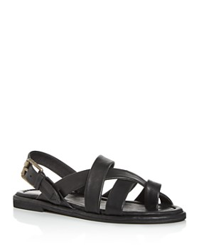 Frye - Women's Tait Softy Criss-Cross Strappy Sandals