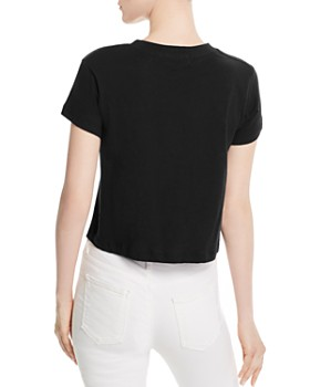 WILDFOX - Not Every Girl Cropped Tee - 100% Exclusive