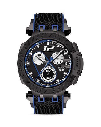 Tissot - T-Race Thomas Luthi 2019 Limited-Edition Chronograph, 47.6mm