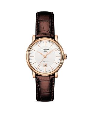 Tissot Carson Premium Automatic Watch, 30mm-Jewelry & Accessories