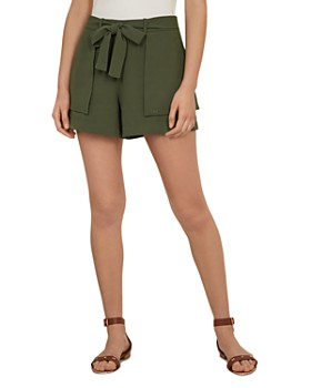 892e0ca12 Ted Baker - Mitty Tie-Waist Shorts ...