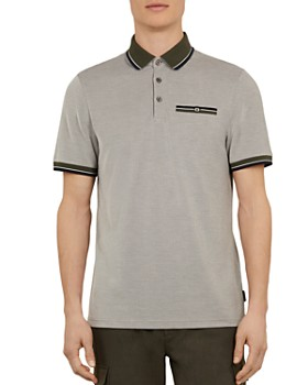 f89b0bb05 Ted Baker Men s Designer Polo Shirts  Short   Long Sleeves ...