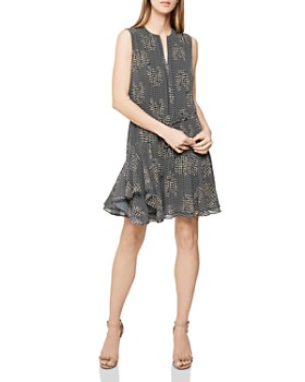 44ede423ca6 REISS - Stefania Printed Dress ...