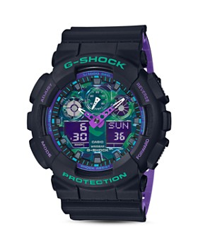 G-Shock - Multicolor Analog-Digital Watch, 51.2mm