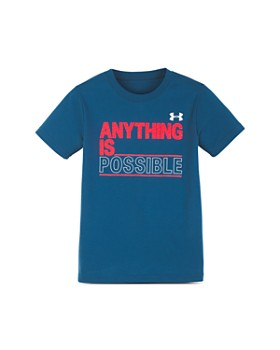 Under Armour - Boys' Anything is Possible Tee - Little Kid