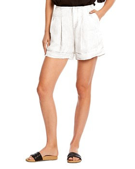 Michael Stars - Joyce Pleated Utility Shorts