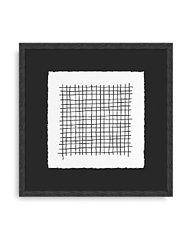 Bloomingdale's Artisan Collection - Sketch Marks IV Wall Art