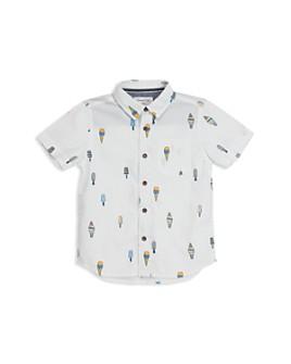 Sovereign Code - Boys' Rec Ice Cream Camp Shirt - Little Kid, Big Kid