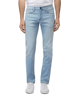 J Brand - Tyler Slim Fit Jeans in Schicata
