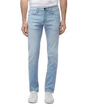 J Brand - Tyler Slim Fit Jeans in Schicata