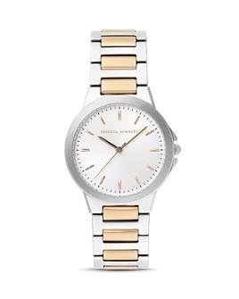 Rebecca Minkoff - Two-Tone Cali Watch, 34mm