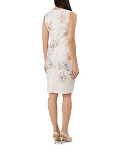 HOBBS LONDON - Moira Floral Sheath Dress