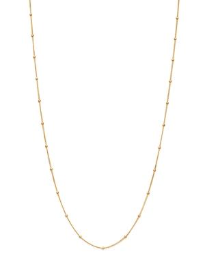 Zoe Lev 14K Yellow Gold Segment Chain Link Necklace, 18L