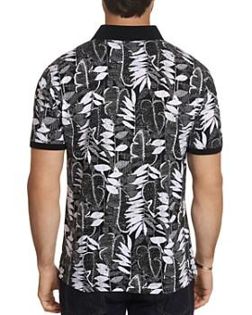 Robert Graham - Dimas Floral-Print Classic Fit Polo Shirt