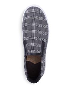 Robert Graham - Men's Seldon Plaid Slip-On Sneakers