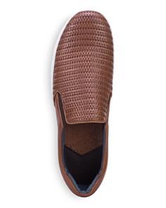 Robert Graham - Men's Dion Slip-On Sneakers