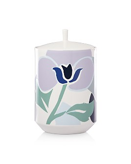 kate spade new york - Nolita Blue Floral Cookie Jar