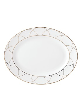 "kate spade new york - Arch Street 16"" Oval Platter"