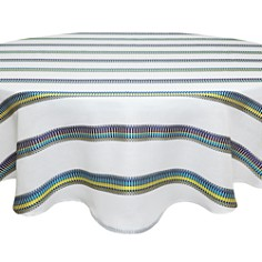 "Mode Living - Sicily Tablecloth, 90"" Round"