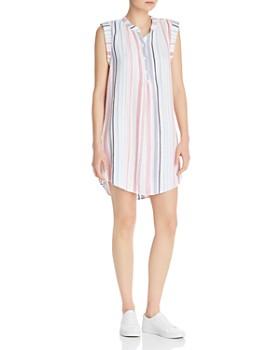 Bella Dahl - Striped Shirt Dress