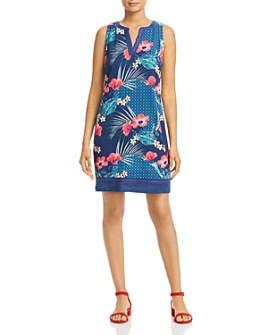 Tommy Bahama - Tuscan Trellis Printed Shift Dress