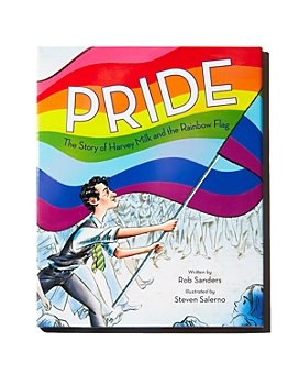 Rizzoli - Pride: The Story of Harvey Milk and the Rainbow Flag