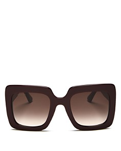 Gucci - Women's Square Sunglasses, 53mm