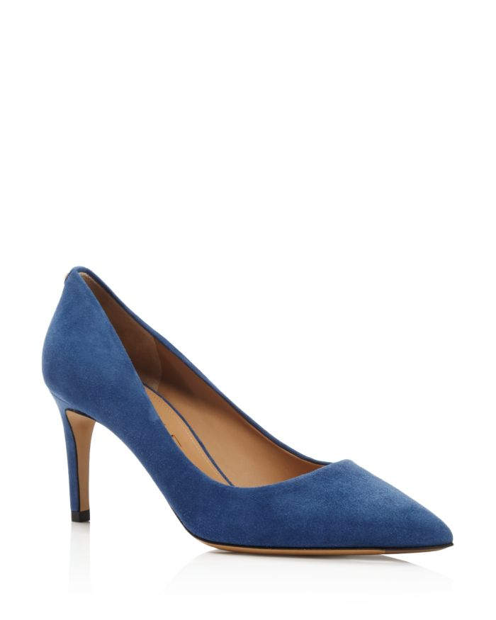 Salvatore Ferragamo Women's Only 70mm High-Heel Pumps - 100% Exclusive  | Bloomingdale's