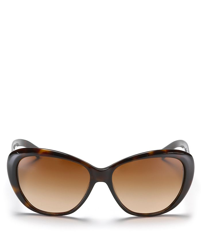 f4a7091db19e Tory Burch Women's Cat Eye Sunglasses, 56mm | Bloomingdale's