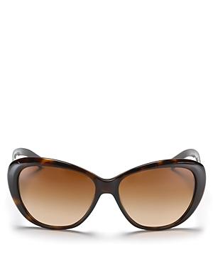 Tory Burch Cat Eye Sunglasses, 56mm