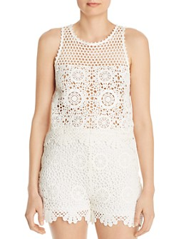 GUESS - Olisa Crochet Top