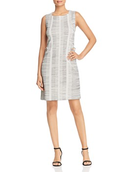 Misook - Printed Sheath Dress