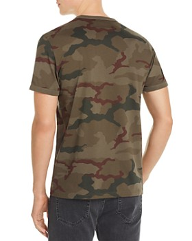 Fred Perry - Camouflage-Print Tee