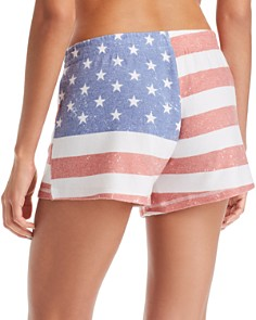 PJ Salvage - USA Love Shorts